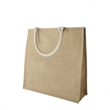 jute tas, multi purpose, 40 x 15 x 40 cm