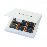Giftpackage incl 9 chocolates