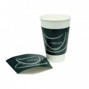 Coffee sleeve/clutch
