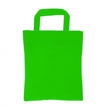 katoenen tas, 22 x 26 cm, kleur