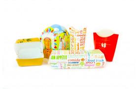 Food disposables karton