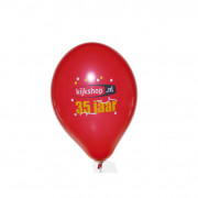Balloon, 33 cm Ø, 1-sided print