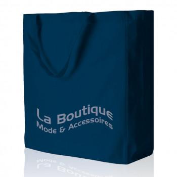 katoenen tas, 38 x 42/10, kleur