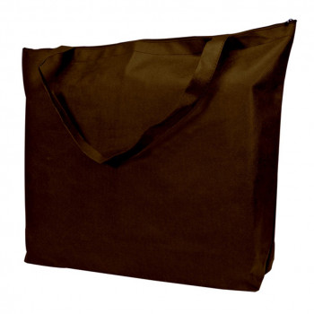 non-woven jumbotas met blokbodem, 50 x 40 x 12 cm